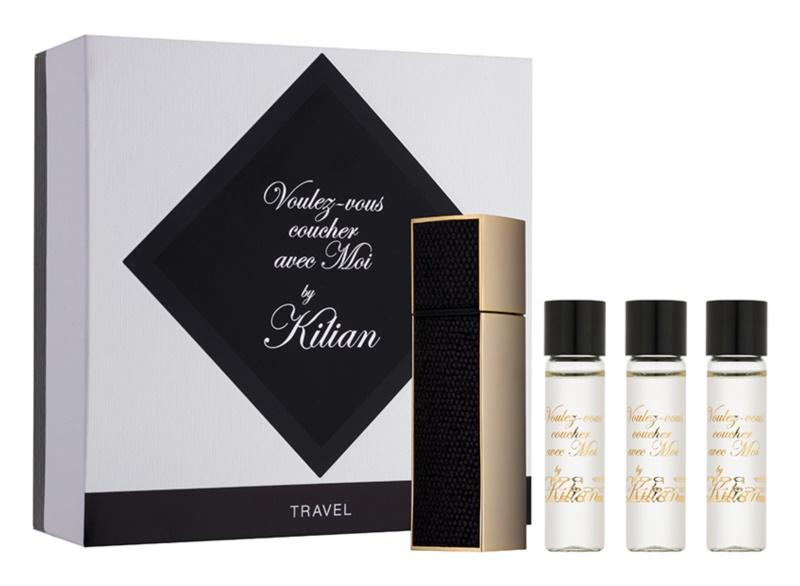 By Kilian Voulez-Vous Coucher Avec Moi eau de parfum mixte 4 x 7,5 ml (1x rechargeable + 3x recharge)