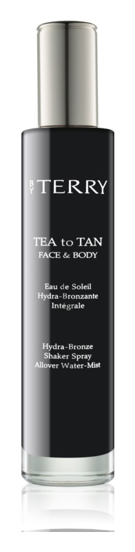 By Terry Tea to Tan Moisturising and Bronzing Spray for Face and Body