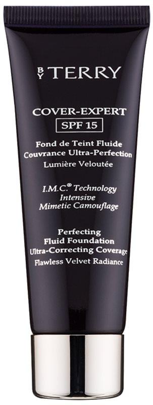By Terry Cover Expert make-up ekstremalnie kryjący SPF 15