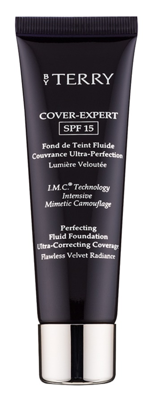 By Terry Cover Expert make-up s extrémním krytím SPF 15