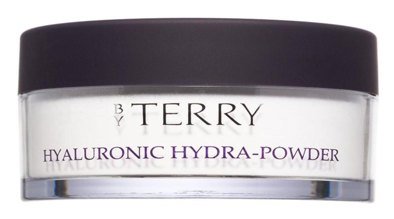 By Terry Face Make-Up poudre transparente à l'acide hyaluronique