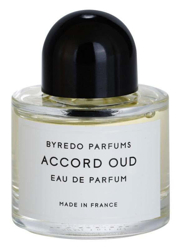 Byredo Accord Oud woda perfumowana unisex 100 ml