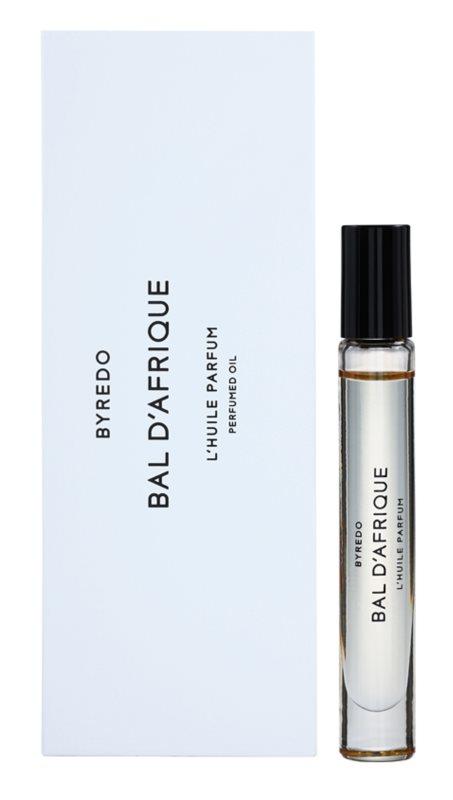 Byredo Bal D'Afrique Perfumed Oil unisex 7,5 ml