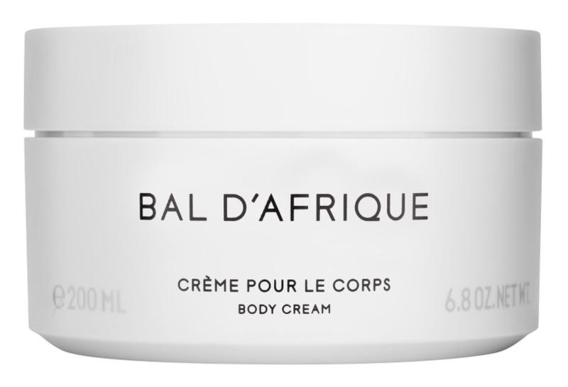 Byredo Bal D'Afrique crema corporal unisex 200 ml