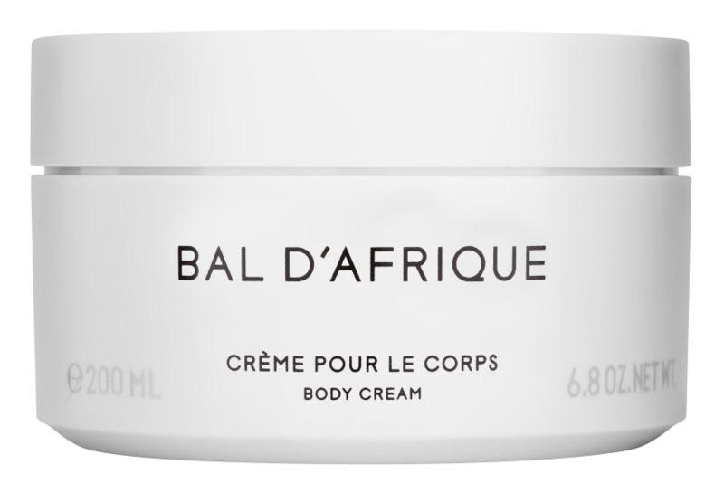 Byredo Bal D'Afrique Körpercreme unisex 200 ml