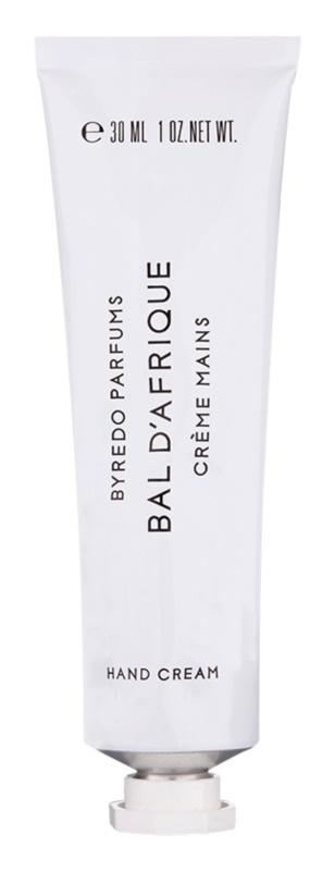 Byredo Bal D'Afrique Hand Cream unisex 30 ml