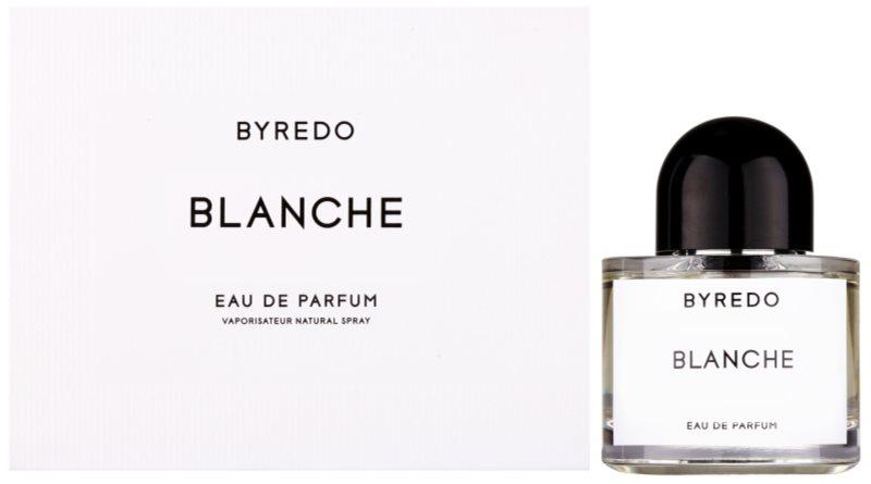 Byredo Blanche eau de parfum per donna 100 ml
