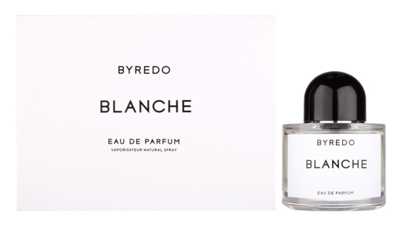 Byredo Blanche eau de parfum pour femme 50 ml
