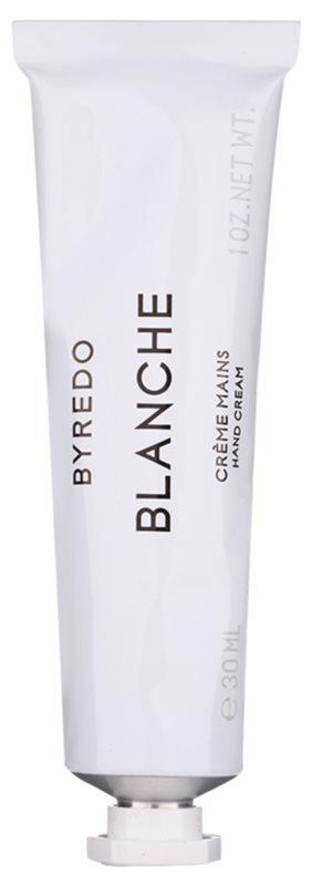 Byredo Blanche creme de mãos para mulheres 30 ml