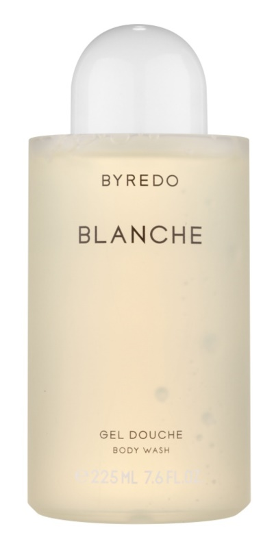 Byredo Blanche gel de duche para mulheres 225 ml