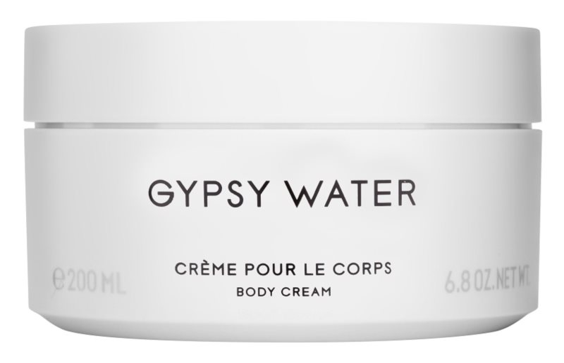 Byredo Gypsy Water Body Cream unisex 200 ml