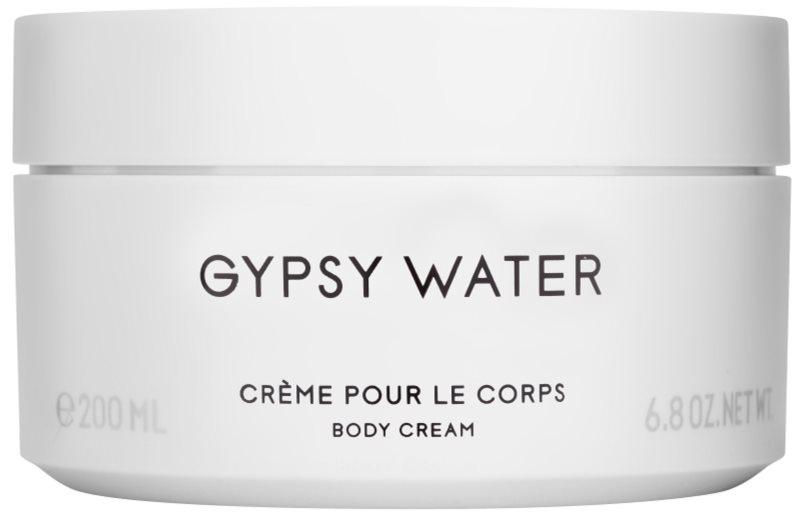 Byredo Gypsy Water tělový krém unisex 200 ml