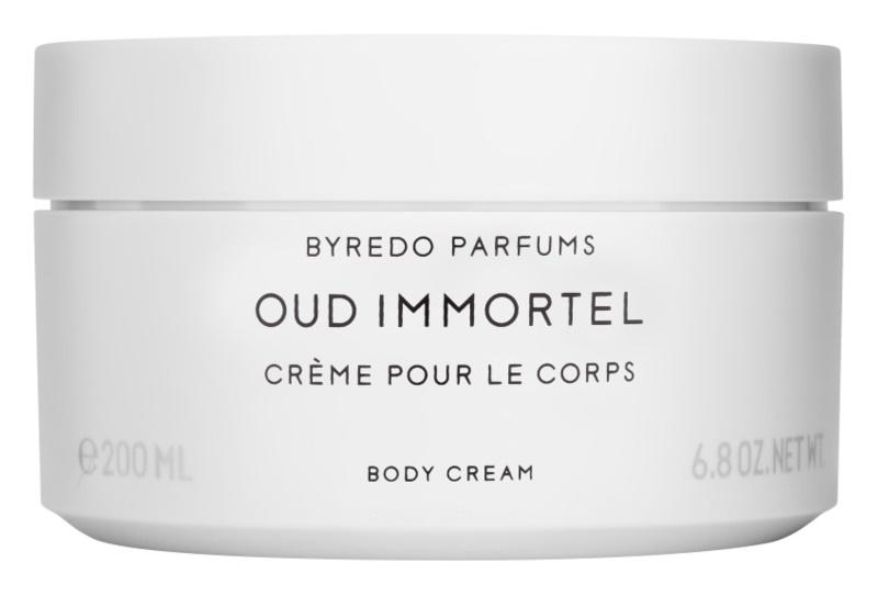 Byredo Oud Immortel Body Cream unisex 200 ml
