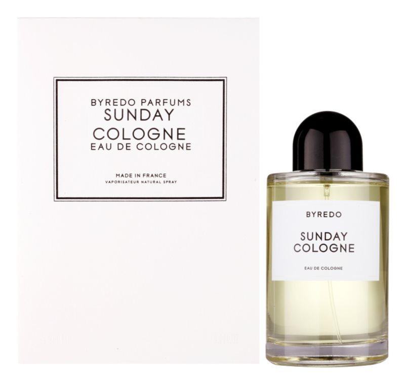 Byredo Sunday Cologne Eau de Cologne unisex 250 ml