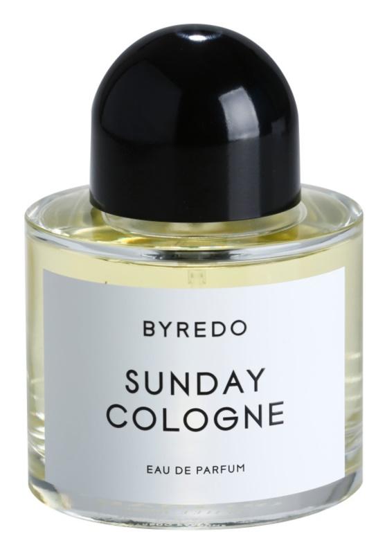 Byredo Sunday Cologne eau de parfum mixte 100 ml