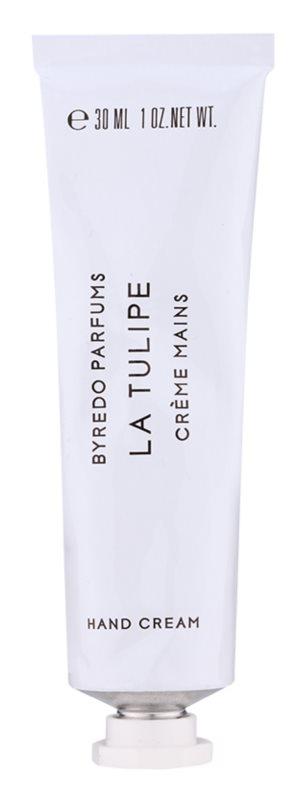 Byredo La Tulipe crema de manos para mujer 30 ml