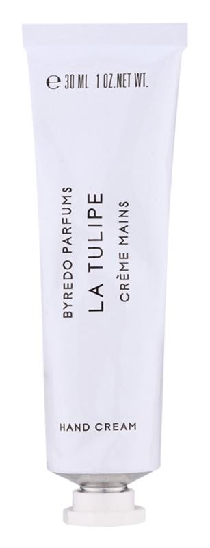 Byredo La Tulipe krém na ruky pre ženy 30 ml