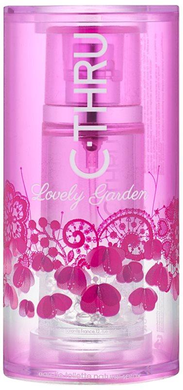 C-THRU Lovely Garden Eau de Toilette for Women 30 ml