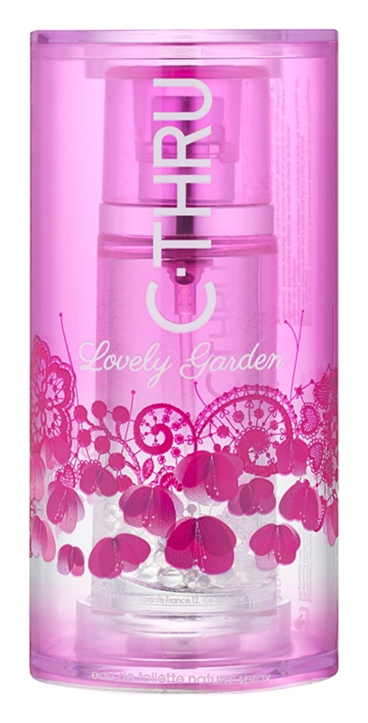 C-THRU Lovely Garden Eau de Toilette for Women 30 ml