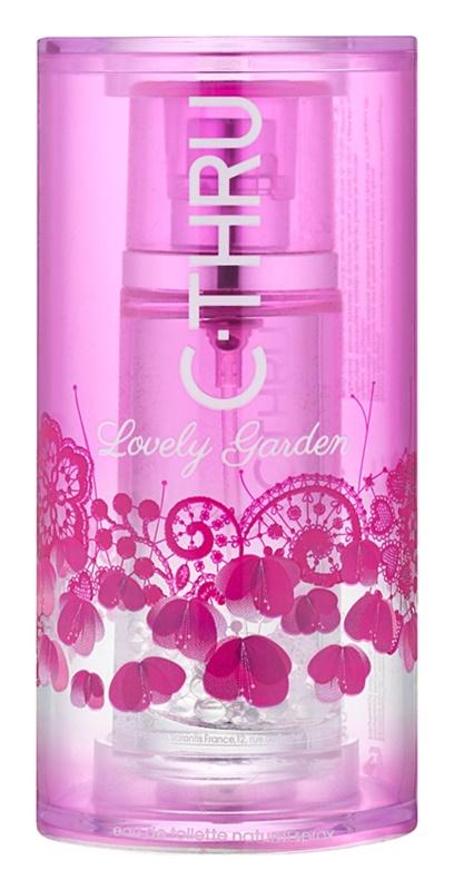 C-THRU Lovely Garden Eau de Toilette voor Vrouwen  30 ml