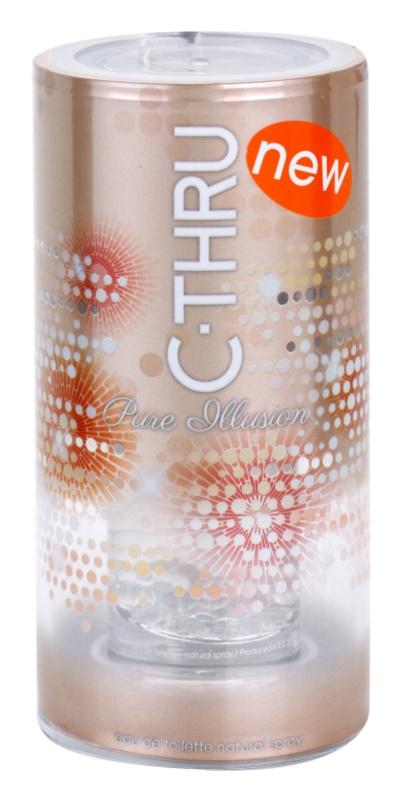 C-THRU Pure Illusion Eau de Toilette for Women 30 ml