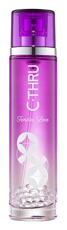 C-THRU Tender Love woda toaletowa dla kobiet 50 ml