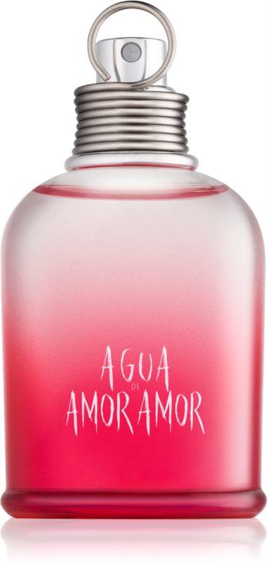 Cacharel Agua de Amor Amor Summer 2018 eau de toilette pour femme 50 ml edition limitée Fiesta Cubana Collection