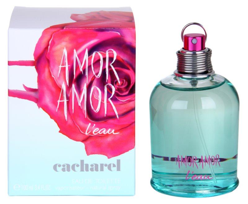 Cacharel Amor Amor L'Eau toaletní voda pro ženy 100 ml