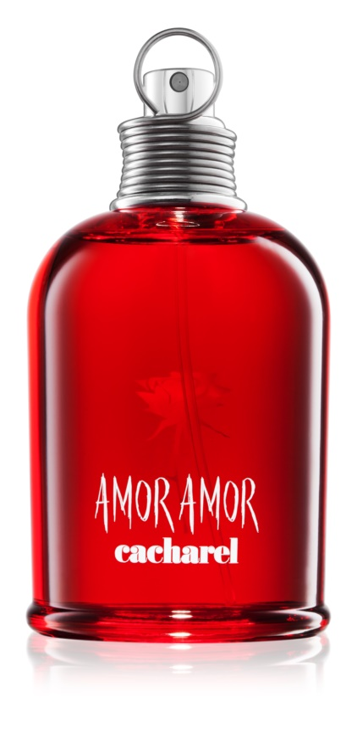 Cacharel Amor Amor Eau de Toilette for Women 100 ml