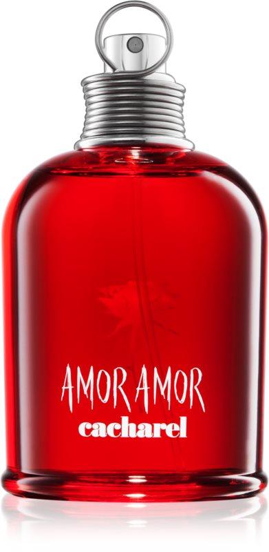 Cacharel Amor Amor eau de toilette pour femme 100 ml