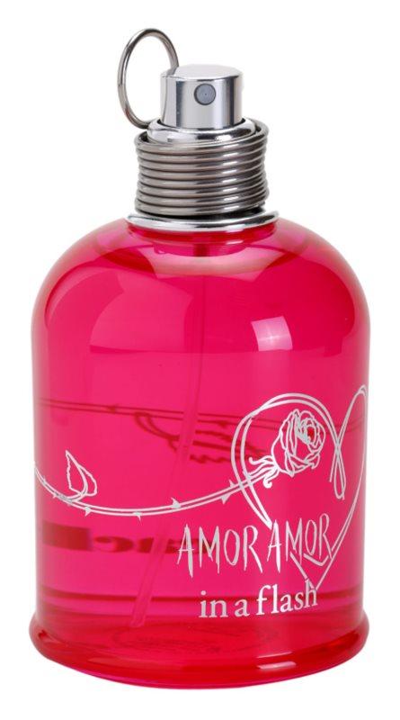 Cacharel Amor Amor In a Flash eau de toilette pour femme 100 ml