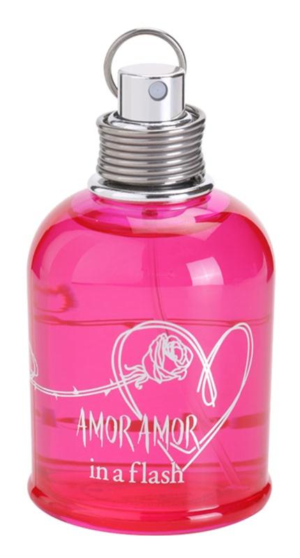 Cacharel Amor Amor In a Flash woda toaletowa dla kobiet 50 ml