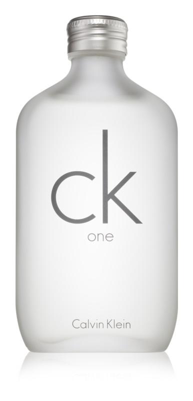 Calvin Klein CK One toaletná voda unisex 200 ml