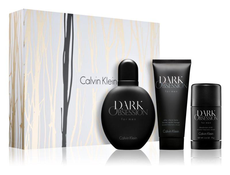Calvin Klein Dark Obsession for Men dárková sada I.