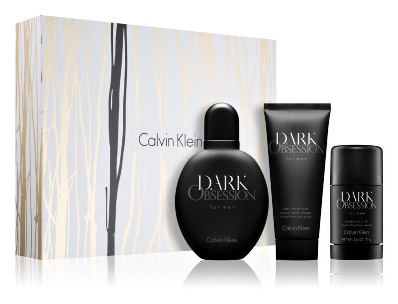Calvin Klein Dark Obsession for Men lote de regalo I.