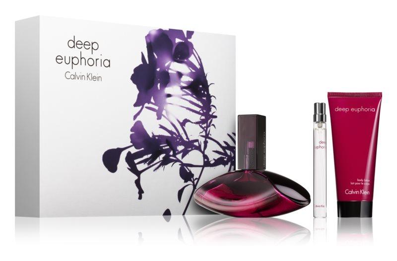 Calvin Klein Deep Euphoria ajándékszett II.