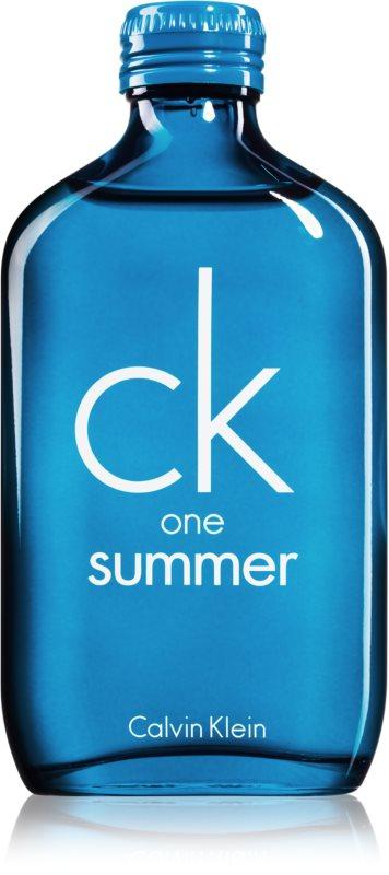 Calvin Klein CK One Summer 2018 eau de toilette unissexo 100 ml