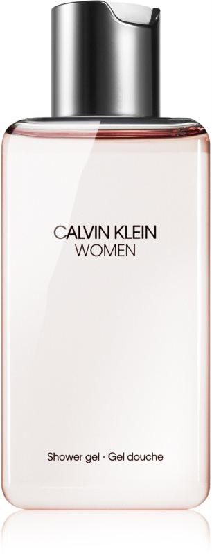 Calvin Klein Women gel douche pour femme 200 ml