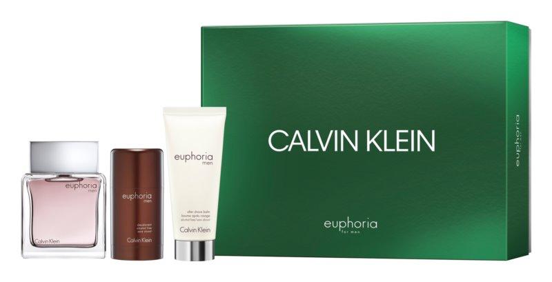 Calvin Klein Euphoria Men coffret cadeau XVI.