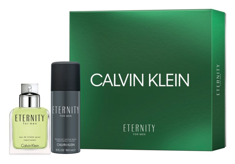 Calvin Klein Eternity for Men dárková sada XVI.