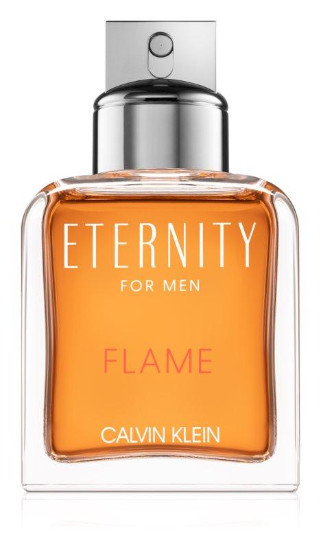 Calvin Klein Eternity Flame for Men Eau de Toilette for Men 100 ml