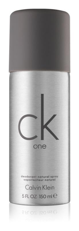 Calvin Klein CK One deospray unisex 150 ml