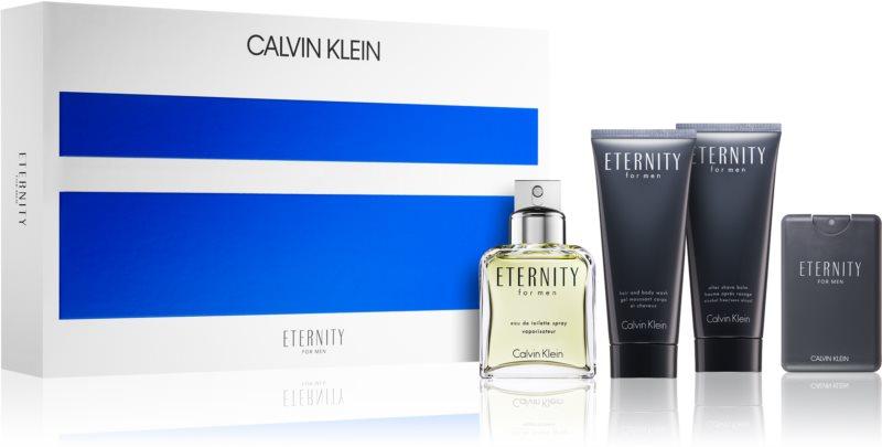 Calvin Klein Eternity for Men Gift Set XV
