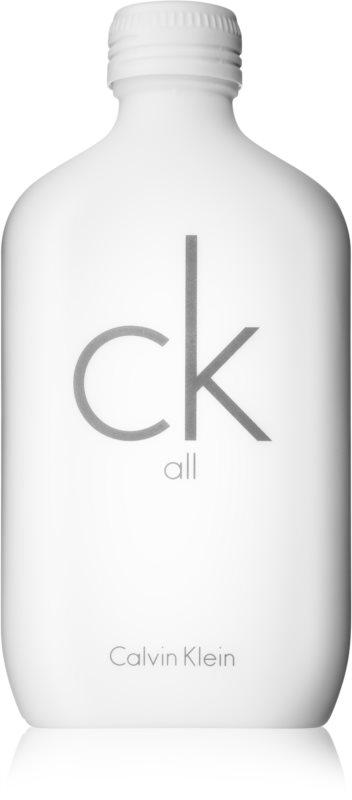 Calvin Klein CK All eau de toilette mixte 200 ml