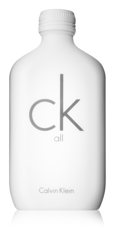 Calvin Klein CK All Eau de Toilette unissexo 200 ml