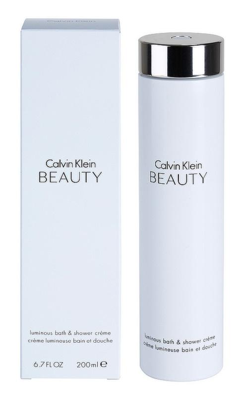 Calvin Klein Beauty Douchecrème voor Vrouwen  200 ml