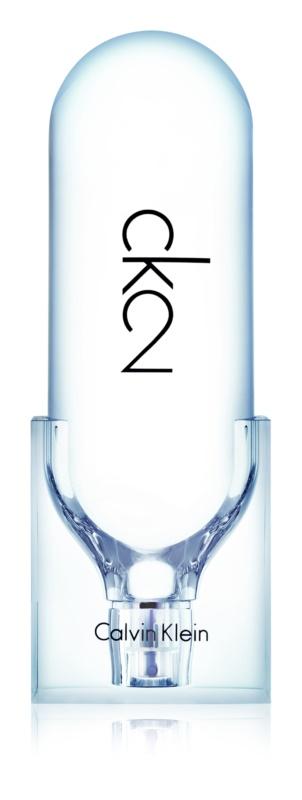 Calvin Klein CK2 eau de toilette mixte 100 ml