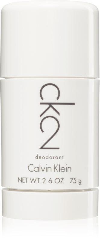 Calvin Klein CK2 Deo-Stick unisex 75 g