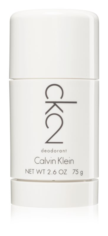 Calvin Klein CK2 dezodorant w sztyfcie unisex 75 g