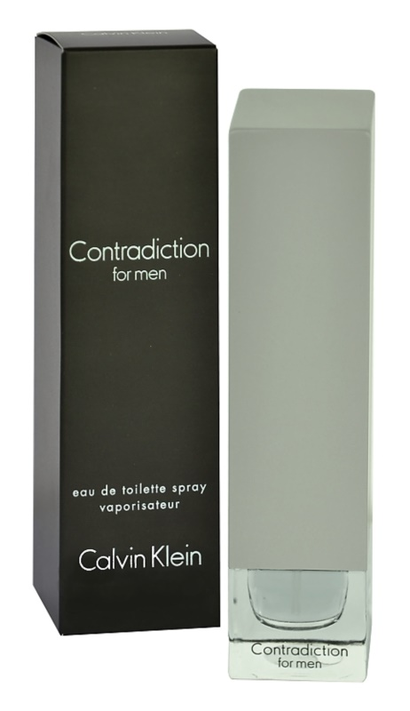Calvin Klein Contradiction for Men Eau de Toilette für Herren 100 ml
